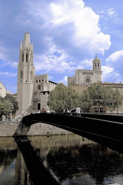 Girona   Catalunya, el estiu ja esta aquí...
