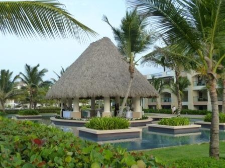 Lagoon Gazebo At Hard Rock Punta Cana Perfect For A Small Destination Wedding Or Private Dinner
