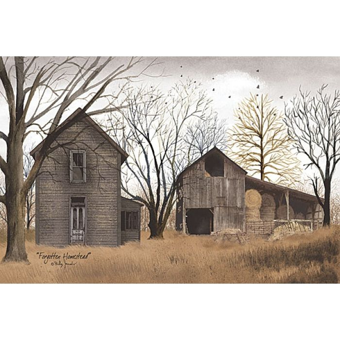 """""""Forgotten Homestead"""" by Billy Jacobs"""