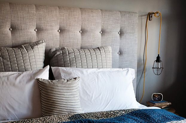 This is the new headboard I'm getting for our bedroom - the Richmond from Heatherly Designs. It's fabulous!