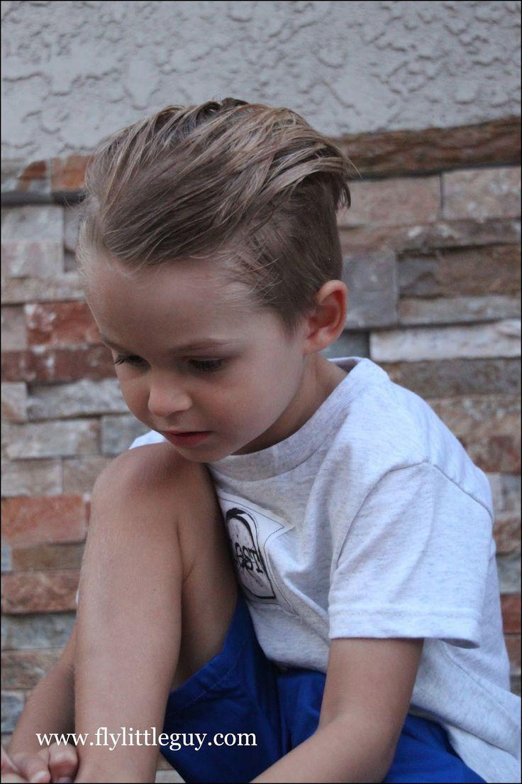 10 Year Old Boy Haircut Styles
