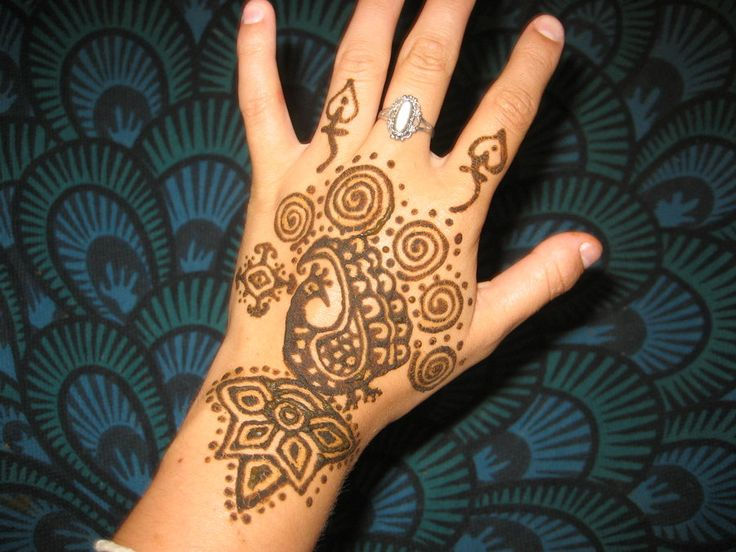 Mehndi Peacock Tattoos : Best henna peacock tattoos images tattoo