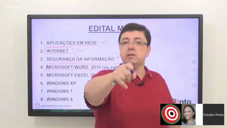 """""""Pulo do Gato"""" MP-RJ - Professor Paulo França - Informática"""
