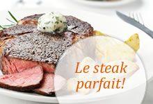15 astuces pour cuire un steak parfait avec Solo