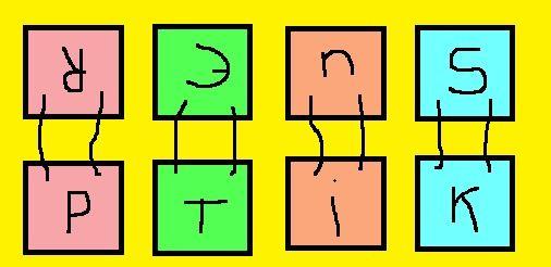 Zomerkamp spel: letterspel deel 2 - Plazilla.com