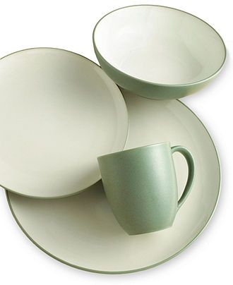 noritake dinnerware colorwave green coupe collection casual dinnerware dining u0026 macyu0027s