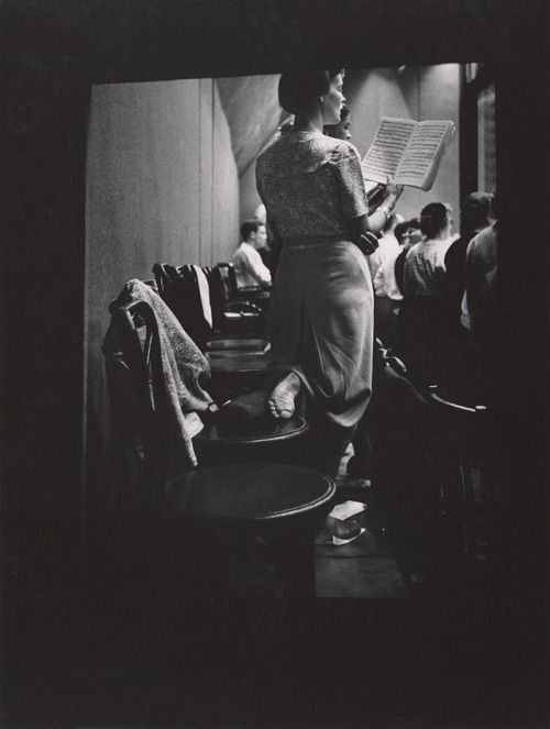 "zzzze: ""W. Eugene Smith untitled, Pittsburgh,USA. ca.1955 Gelatin silver print """