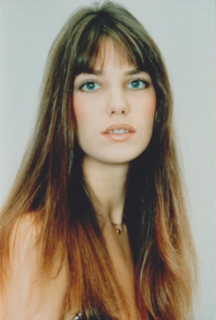 JANE BIRKIN BEAUTIFUL HAIR 4X6 PHOTO