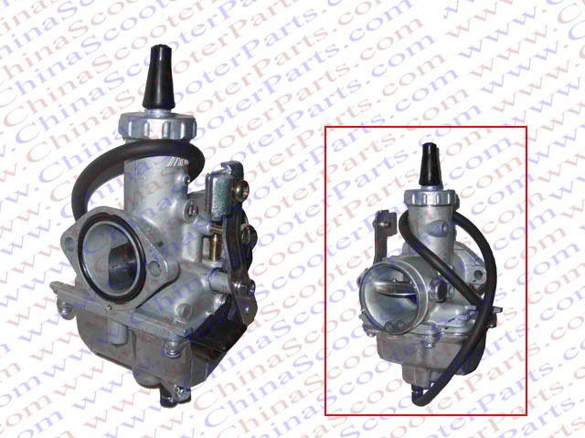 Mikuni VM26 30mm PZ30 Cable Choke  Carb Carburetor for Honda 150cc 200cc 250cc Taotao Sunl Lifan Dirt bike  Pit bike ATV Quad