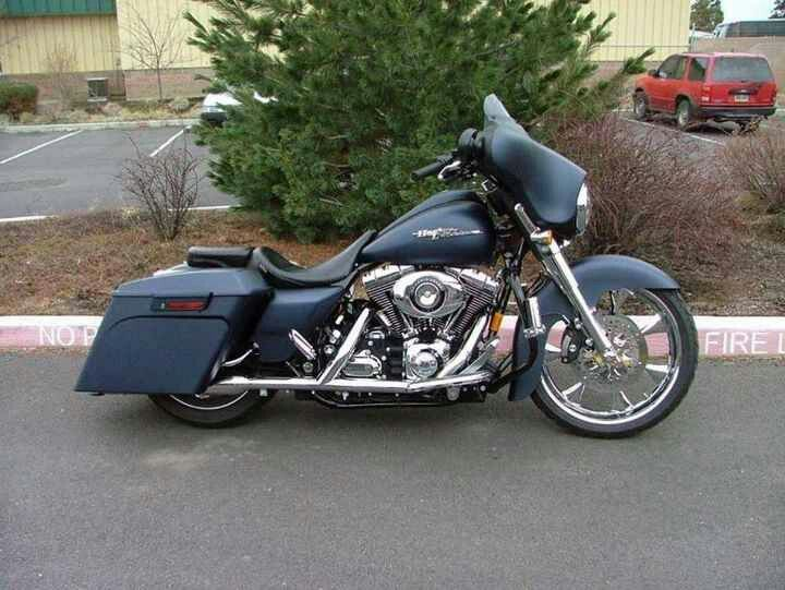 316 best images about HARLEY DAVIDSON FLHX BAGGERS on ...