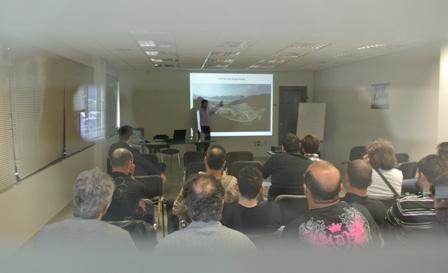 Σεμινάρια περιβάλλοντος, υγιεινής και ασφάλειας στις εγκαταστάσεις μας στα Οινόφυτα. Health and Safety seminars - find out more @ http://www.profil.gr/