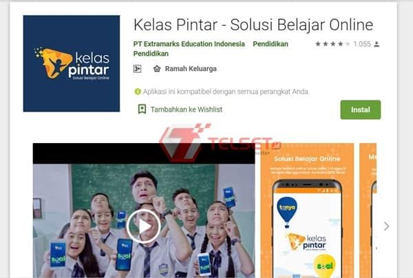 Cara Dapatkan Akses Belajaronline Gratis Di Kelaspintar Telset Id Jakarta Kelaspintar Mendukung Kebijakan Pemerintah Menge Di 2020 Belajar Pendidikan Pemerintah
