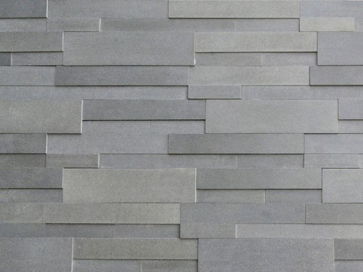 23 best stone exterior images on pinterest contemporary - Stone cladding on exterior walls ...
