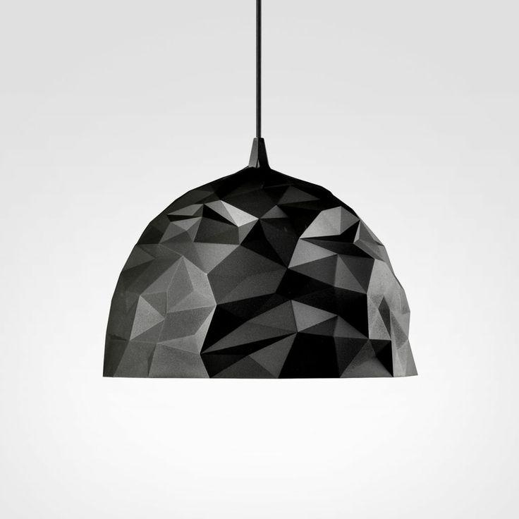 Luminária Rock - arkpad