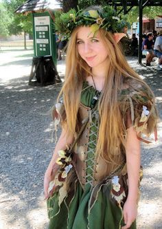 forest elf costume ideas - Google Search