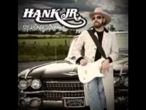 One of my favourite Hank Jnr songs
