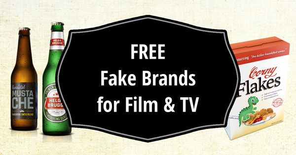 17 best fake brands and packaging for filmmakers images on pinterest