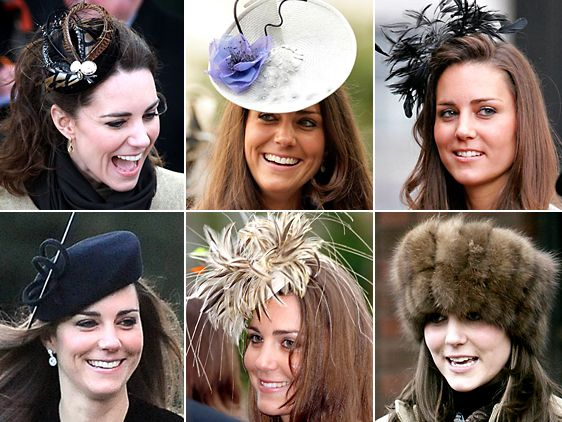 Fascinators For The Royal Wedding Crowning Glorys Pinterest Hats Fascinator And Kate Middleton