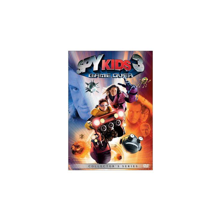Spy Kids 3-D: Game Over (dvd_video)