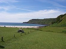 Calgary Bay, Mull - place to escape to