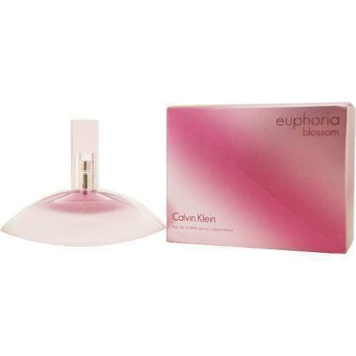 Euphoria Blossom By Calvin Klein Edt Spray 3.4 Oz