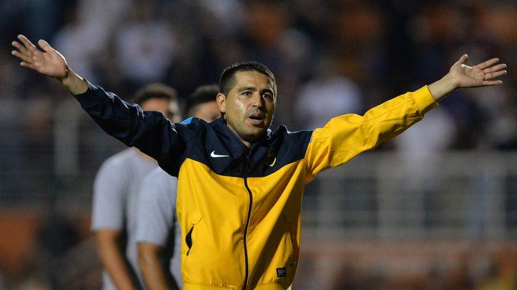 Légende des Boca Junior #Nike #9ine @Riquelme