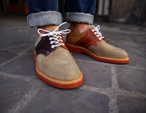 Beautiful bucks. #style #fashion #shoes
