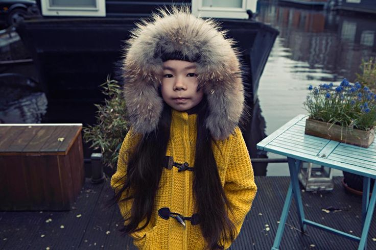 KIDS COLLECTION F/W 14-15 | Bark™ KIDS KNITWEAR DUFFLECOAT