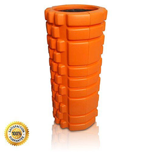 Super Durable Exercise Foam Roller - Increase Your Mobility and Strength - Use Foam Roller For Back Mobility - Foam Rollers For Muscles