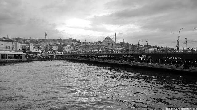Haris Karagkounidis: Κωνσταντινούπολη