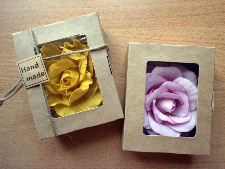 Готовь сани летом... Крафт-коробочки для упаковки изделий ручной работы. - Ярмарка Мастеров - ручная работа, handmade