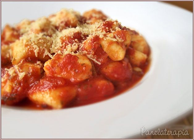 PANELATERAPIA - Blog de Culinária, Gastronomia e Receitas: Nhoque de Batata
