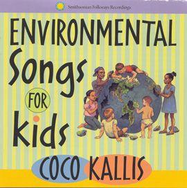 Smithsonian Folkways - Environmental Songs for Kids - Coco Kallis