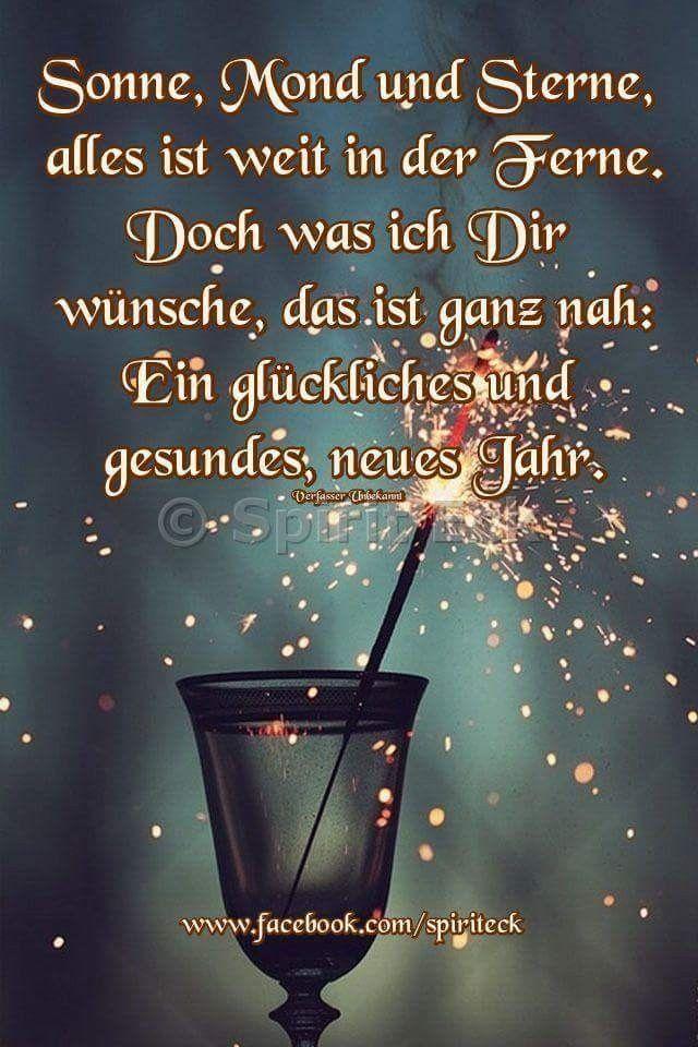 Neues Jahr Neujahrswunsche Spruche Silvester Spruche Silvester Spruche Lustig