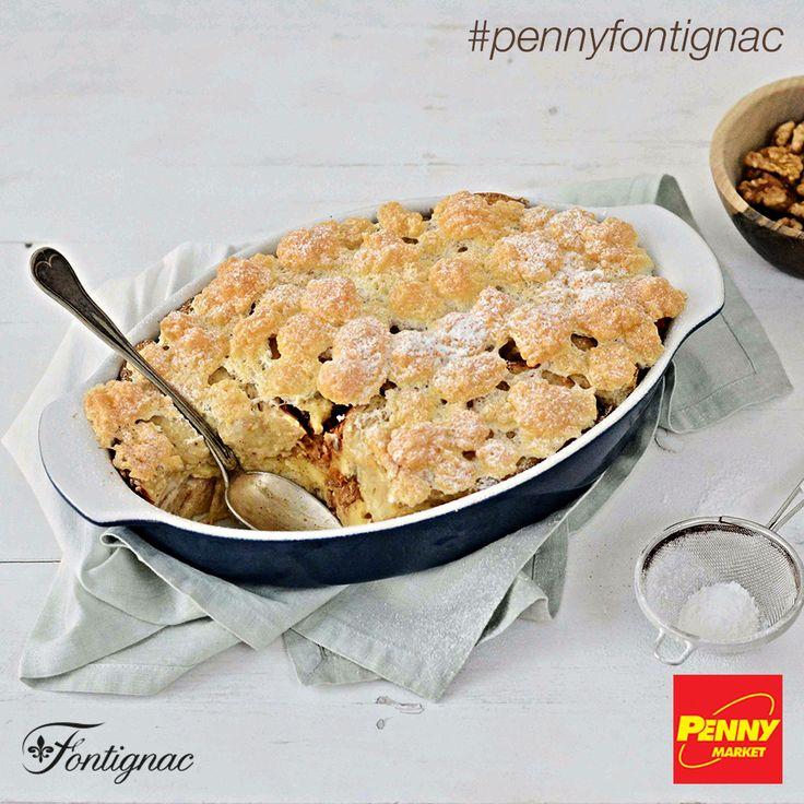  Upečte si voňavou vanilkovou žemlovku v 26 cm široké oválné míse značky Fontignac, kterou nyní v PENNY můžete získat až s 95% slevou! Celý recept najdete na www.penny-fontignac.cz. Dobrou chuť!   #penny #pennycz #pennymarket #pennymarketcz #pennyfontignac #fontignac #nadobi #nadobifontignac #kuchyne #vareni #peceni #recept #mnam #jidlo #zemlovka #sladke