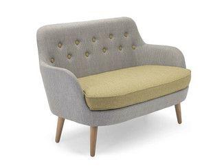 Fabric small sofa CORNELL | Small sofa - Domingo Salotti