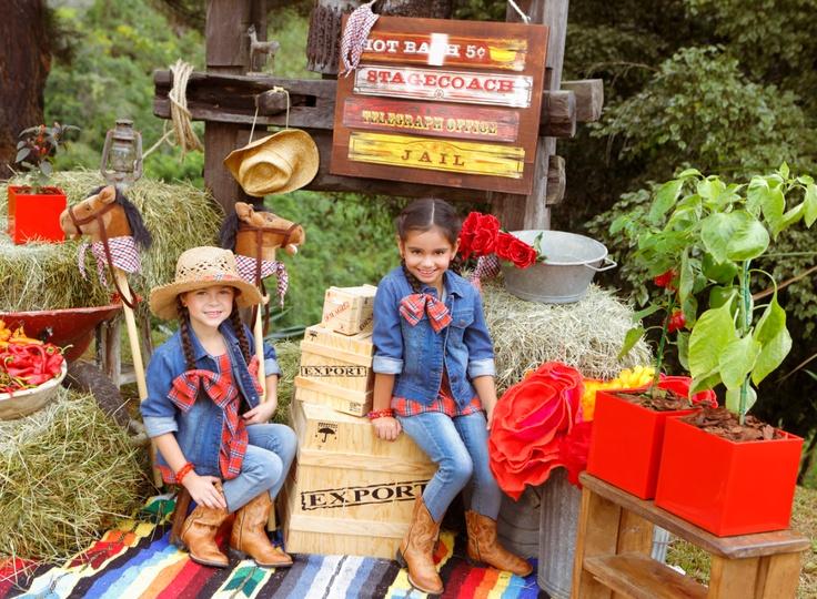 #Verano #Niñas #Vaqueros #EPKCOLOMBIA