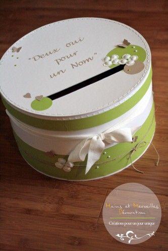 du vert anis avec une touche de lin craft ainsi que su fil de lin pour ... Quelles astuces pour organiser votre mariage sur http://yesidomariage.com