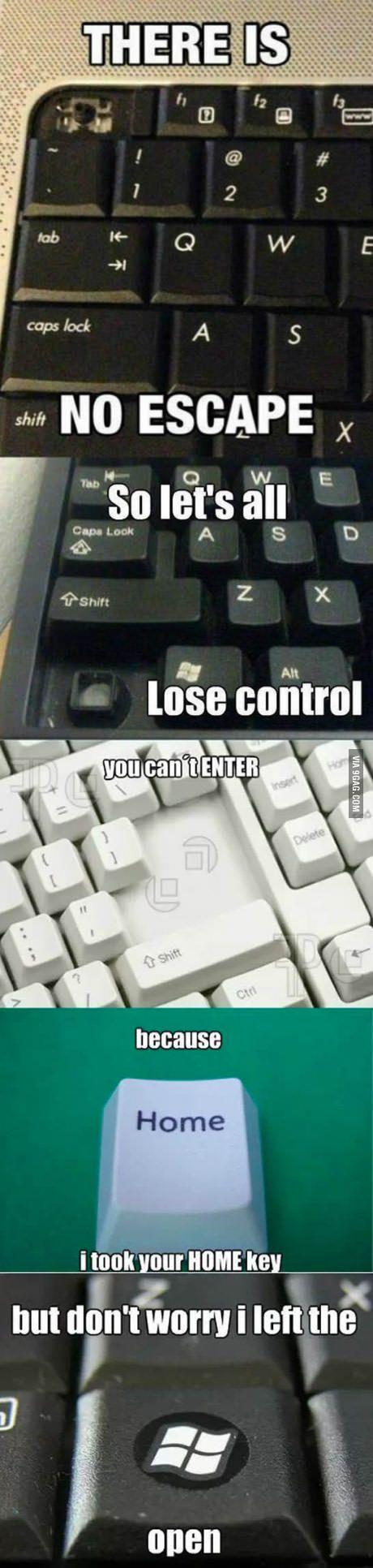 The key is board.