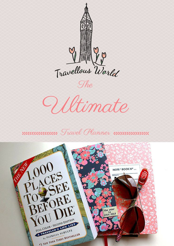 Planning your next trip? The Ultimate Travel Planner is a unmissable guide. You can grab your copy here: travellousworld.com