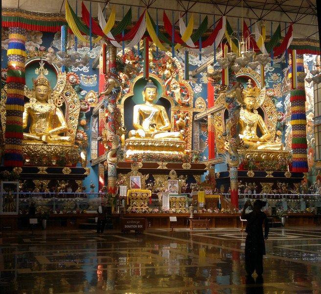 Bylakuppe, Tibetan settlement