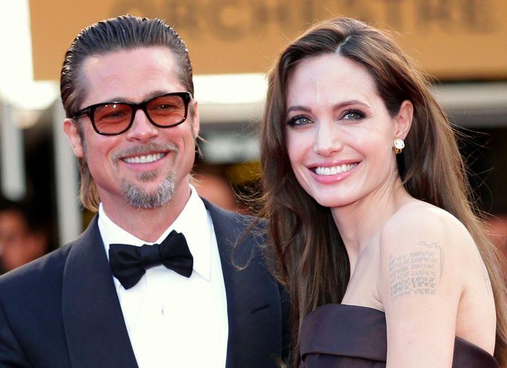 Angelina Jolie Struggles To Avoid Brad Pitt As The Kids Long To See Their Dad Often! #AngelinaJolie, #BradPitt celebrityinsider.org #Hollywood #celebrityinsider #celebrities #celebrity #celebritynews