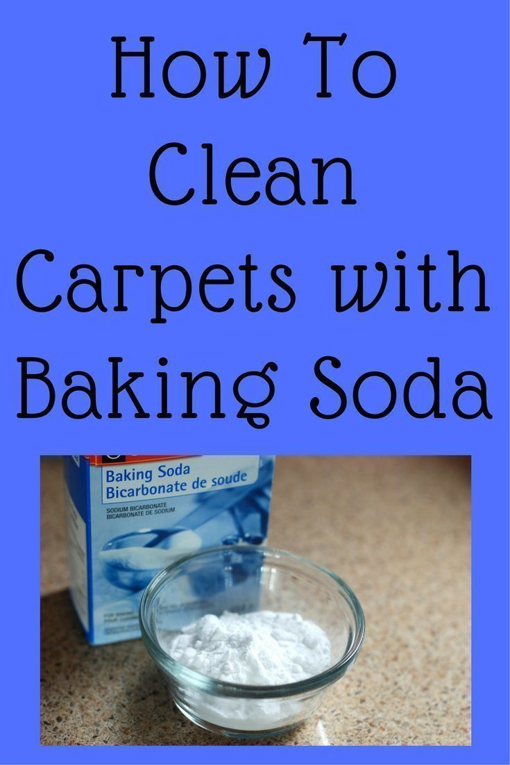 How Do You Use Baking Soda To Clean Urine From Carpet