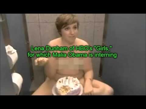 Malia Obama interning for quasi-porn show?! (Debbie Schlussel with Adam ...