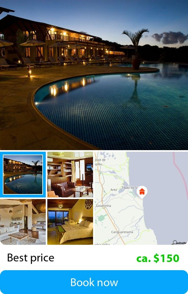 Oka da Mata Hotel - Pousada (Pipa Beach, Brazil) – Book this hotel at the cheapest price on sefibo.