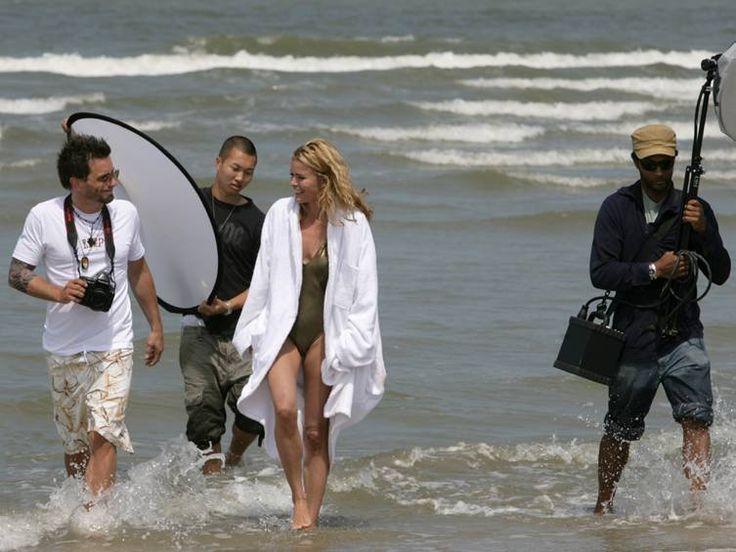 """2007: """"Top Model"""" segment filmed in Spain. #vendela #kirsebom #topmodelnorway #espana"""