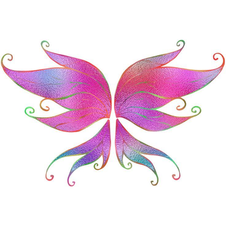Wings Temporary Tattoos #698