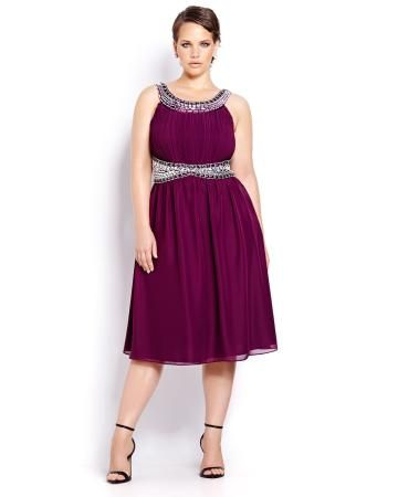 Limited Edition - Roman Dress With Jewel Detailing