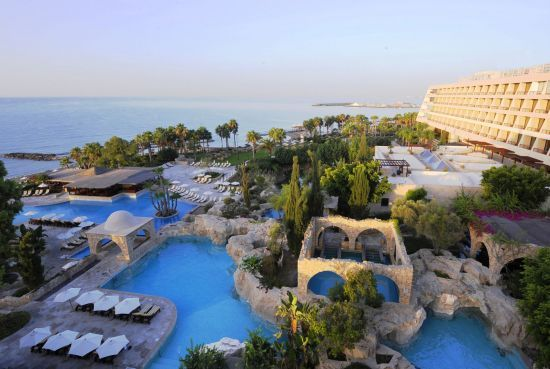 Le Meridien Limassor Spa & Resort  Cyprus. Enjoy the breathtaking views of the Med.