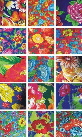 Encontrei um site de vendas de Tecidos para Artesanato diversos,inclusive o Tecido de Chita.  É isso mesmo,a Chita que hoje representa o T...